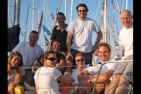 Sheppard Robson team